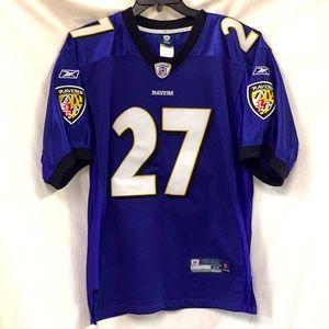 NFL Ray Rice #27 Baltimore RAVENS Jersey